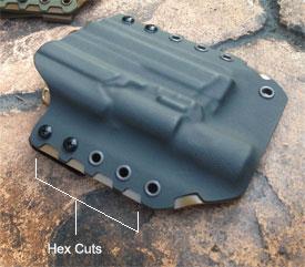 hex cuts