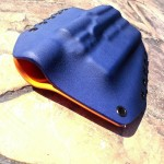 Orange and Blue Holster for G19